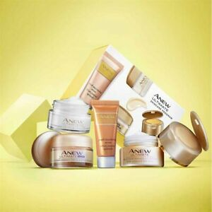 Avon Anew Ultimate Skincare Program Kit // Full Size Eye Cream Trial Day & Night