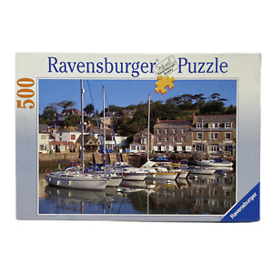 """The Harbour at Padstow"" 500 Piece Puzzle 