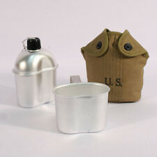 American WW2 M1910 Water Bottle Canteen Set. Reproduction AG861