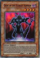 Yu-Gi-Oh Yugioh Ogre of the Scarlet Sorrow ABPF-EN005 Super Rare 1st Mint!