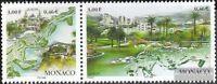 Monaco 2454-2455 Paar (kompl.Ausg.) postfrisch 1999 Nationalparks
