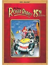 Who Framed Roger Rabbit 25 Th Anniver 0786936833607 DVD Region 1