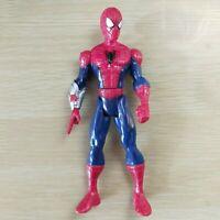 "Spiderman Marvel 5"" Action Figure 2014 Hasbro"