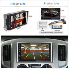 "1X 7"" 2Din HD Pantalla táctil automóvil SUV Bluetooth MP5 Music Player FM USB MP4 Wma Avi"