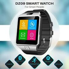 2019 NEW Bluetooth Touch Screen Smart Watch DZ09 For Android mobiles & iPhone