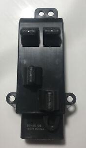 APDTY 143246 Power Window Switch Fits Models w//Heated Seats /& Gray Trim Bezel
