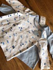 Next Baby Boys T-shirts Tops 2 Pack 3-6 Months Bear Dino Vehicles
