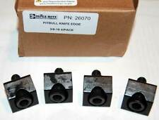 4 Pcs Mitee Bite 400x38 16 Workholding Pitbull Clamps Holding Force 6000lbs
