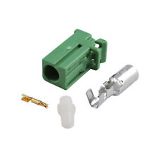 AVIC connector Female Jack green for HRS Pioneer GPS antenna AVIC-X710BT X910BT