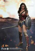 HOT TOYS 1/6 DC BATMAN V SUPERMAN DAWN OF JUSTICE MMS359 WONDER WOMAN DIANA