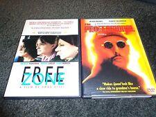 Free Zone & The Professional-2 dvds-Natalie Portman flees Jerusalem, is assassin