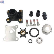 Water Pump Impeller Repair Kit for Johnson Evinrude 9.9 15 HP Outboard 394711