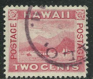 U.S. Possession Hawaii stamp scott 81 - 2 cents issue of 1899 - #10