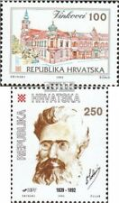 Croatia 219,220 mint never hinged mnh 1992 special stamps