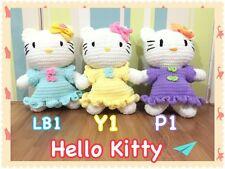 Crochet Toys Hello Kitty Minions