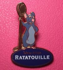 DISNEY PIN - Ratatouille REMY Mouse with Spoon GWP HTF