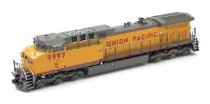 Overland Models OMI Brass HO Union Pacific AC4400CW - Factory Painted UP #9997