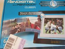 Pandigital 8 Inch Digital Photo Frame- 1 GB with  6400 Images 3 Mats New in Box