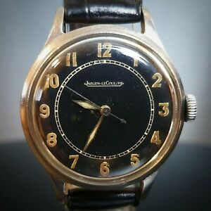 Jaeger-LeCoultre Military Watch