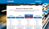 Web Traffic Service Website FOR SALE - Turnkey Business