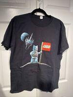 Lego Batman 3 Beyond Gotham T-Shirt RARE  Mens Large  Great Condition