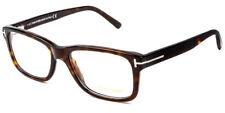 Brand New Authentic Tom Ford Eyeglasses TF5163 Tortoise 052 Frame 53mm