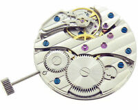 17 Jewels Swan Neck 6497 Hand Winding Movement  Asia Decorate for Watch