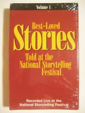 Best Loved Stories Told at the National Storytelling Festival Vol.1 Cassette