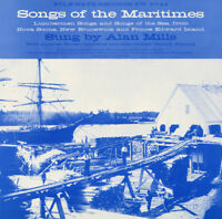 Songs Of The Maritimes: Lumberman Songs & Songs Of - Alan Mills (CD New) CD-R