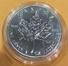 2013 1 oz Silver Canadian Maple Leaf .9999 silver