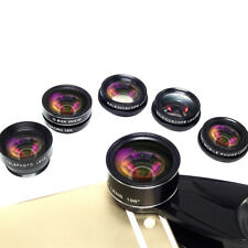 10 in 1 Professional Phone Camera Lens Kit Clip On for iPhone SAMSUNG Smartphone