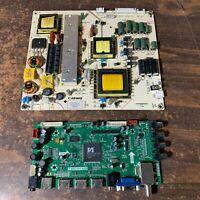"Westinghouse 40"" EW40T4FW KW-PLE400201A TV Power Supply / Main Board Repair Kit"