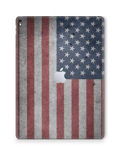 Apple iPad Skin Schutzfolie Aufkleber Design Sticker Folie Skins USA Patriotic