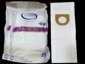 24 Hoover Windtunnel Type Y Vacuum Bags  Microfiltration 2 Ply System
