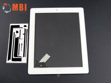 Replacement Touch Screen Glass Digitizer & Home Button for iPad 2 2nd Gen White
