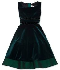 Rare Editions Little Girl's Velvet Dress