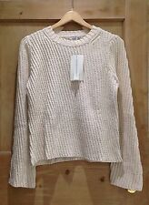 ZARA Women's Chunky, Cable Knit Knit Hip Length Jumpers & Cardigans