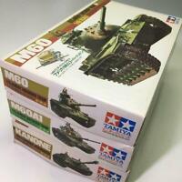 TAMIYA M60 & M60A1 & KANONE 1/48 Model Kit Set #11631