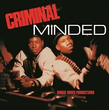 BOOGIE DOWN PRODUCTIONS - CRIMINAL MINDED   CD NEUF