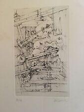 Original Etching By Hans Bellmer