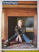 The Herald Magazine 26th November 2005. Tilda Swinton. Lockerbie Pan Am.