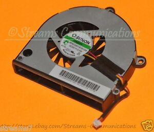 TOSHIBA Satellite A665 A665-S6100X Laptop CPU Cooling FAN
