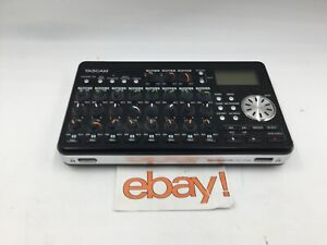 TASCAM DP-008 8-track Digital Portastudio and SD Recorder with Built-in Stereo