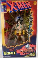 "Vintage X-Men Weapon X Deluxe Edition 10"" 1994 ToyBiz Action Figure"