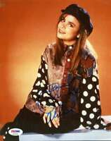 PAULA ABDUL PSA DNA Coa Hand Signed 8x10 Photo Autograph Authentic