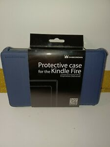 Case Crown protective case for the Kindle Fire Navy Blue