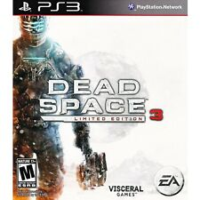 Dead Space 3: Limited Edition PS3 [Brand New]