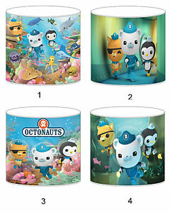 The Octonauts Captain Barnacles Childrens Lampshades Ceiling Light Table Lamp