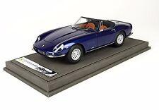 BBR 1969 Ferrari 275 GTS/4 NART BLUE LE 200pcs BBR1816B 1:18*Brand New!