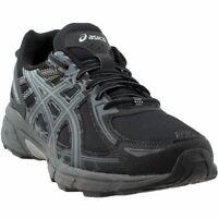 ASICS GEL-Venture 6 Trail Running Shoes - Black - Mens